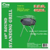 "4 Units of 18"" Standing grill folding"