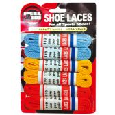 96 Units of Shoe laces - Footwear Accessories