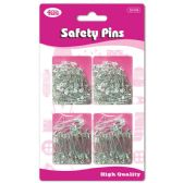 72 Units of Safety pins - SAFETY PINS