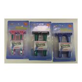 144 Units of 4pc Razors Assorted Mens and Ladies