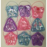 60 Units of Girls' Hair Accessories Set Lip Gloss Included - Hair Accessories