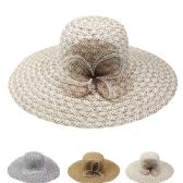 24 Units of WOMANS SUMMER HAT ASSORTED - Sun Hats