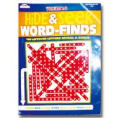 80 Units of Hide & Seek Word Finds - Puzzle Books