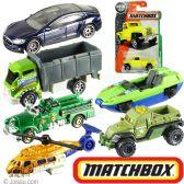 72 Units of Mattel Matchbox Vehicles Assortments - Toy Sets