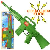 48 Units of Friction Powered Elite Machine Guns - Toy Weapons