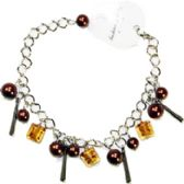 144 Units of BEADED FASHION BRACELET - Bracelets