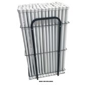 """2 Units of Spring Tension Rod Display (NO RODS INCLUDED) 36""""-63"""" - Curtains"""