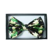72 Units of KID BOWTIE 519 CAMO - Wholesale Neckties