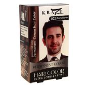 48 Units of Kraze Hair Color Men Brown Dark - Hair Items