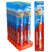 120 Units of Colgate Toothbrush Extra Clean - Toothbrushes and Toothpaste