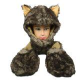 12 Units of Winter Animal Hat