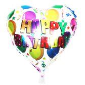 96 Units of HAPPY BIRTHDAY BALLOON - Balloons & Balloon Holder