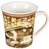 72 Units of COFFEE BEAN MUG - Coffee Mugs