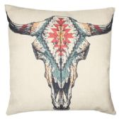 36 Units of PILLOW WITH COLORFUL BULL - Pillows