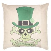 36 Units of PILLOW WITH IRISH SKELETON - Pillows