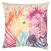 36 Units of HOME FASHION PILLOW WITH ZEBRAS - Pillows
