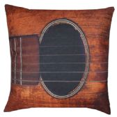 36 Units of HOME FASHION PILLOW GUITAR STYLE