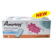 48 Units of Amoray Panty Liner 25CT Scented