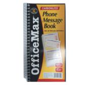 60 Units of OfficeMax Message Book 400set