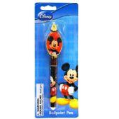 48 Units of Clip Pen Die Cast Mickey - Licensed School Supplies