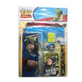 24 Units of 11PC Stationery Set Toy Story - Licensed School Supplies