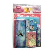 24 Units of 11PC Stationery Set Princess - Licensed School Supplies