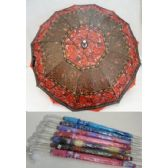 """60 Units of 42"""" Double Layer Printed Umbrella"""