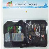 41 Units of Fishing Tackle Set - Fishing Items