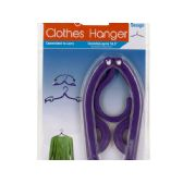 72 Units of Folding Clothes Hanger - Home Goods