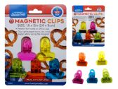 96 Units of 5pc Multipurpose Magnetic Clips - CLIPS/FASTENERS
