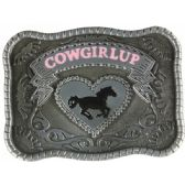24 Units of Cowgirlup Belt Buckle - Mens Belts