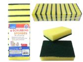 48 Units of 10 Piece Scrubber Pads