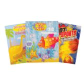 48 Units of VALENTINE CARDS 32 COUNT HOT SPORTS/DINOSAUR PALS/UNDER THE SEA