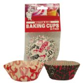 72 Units of BAKING CUP 50 CT MUFFIN SIZE