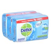 48 Units of Dettol Soap 105g x 3pk Cool - Soap & Body Wash