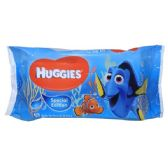 48 Units of Huggies Baby Wipe 56CT Finding Dory