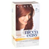 24 Units of Clairol Nice & Easy Hair Color Rich Mahogany Brown 49AP - Hair Items
