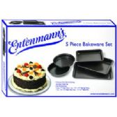 6 Units of Classic 5 PC. Bakeware Set