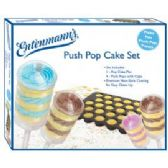 8 Units of Push Pop Cake Set
