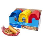 48 Units of 3 Pack Deli Basket - Baskets