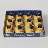 72 Units of Graduation Rubber Duck W/diploma 12pc Pdq/ea W/hangtag - Graduation