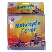 36 Units of MOTORCYCLE COVER 87 X 47 INCH - BIKING