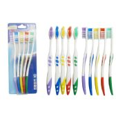 144 Units of 5 Piece Tooth Brush - Toothbrushes