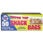 48 Units of 50 CT SNACK BAG
