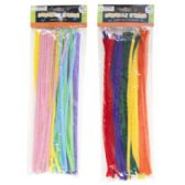 48 Units of Chenille Stems 50 Count - Craft Stems