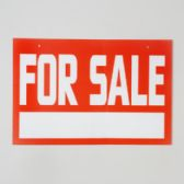 36 Units of Jumbo For Sale Sign - Signs