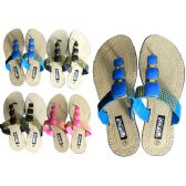 48 Units of Women's Slipper 4asst Colors