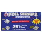 36 Units of 25 CT FOIL POP UP SHEET - Kitchen Items