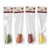 48 Units of Baster 11in 4asst Fall Colors Rubber Bulb Kitch Polybag/hdr - Kitchen Gadgets & Tools
