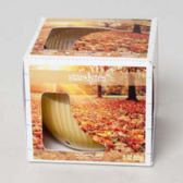 48 Units of Candle Scented 3 Oz Window Boxed Autumn Air - Candles & Accessories